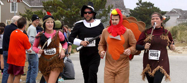 outer banks bed breakfasts obx gobbler 5k fun run manteo hotels