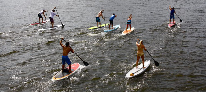Manteo hotels - B and B - events - Stand Up Paddleboard